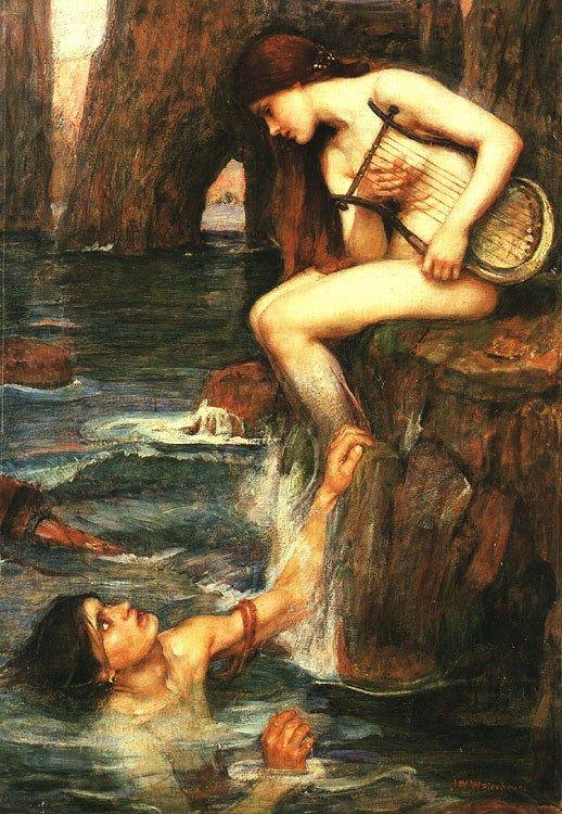 waterhouse-butes-e-la-sirena