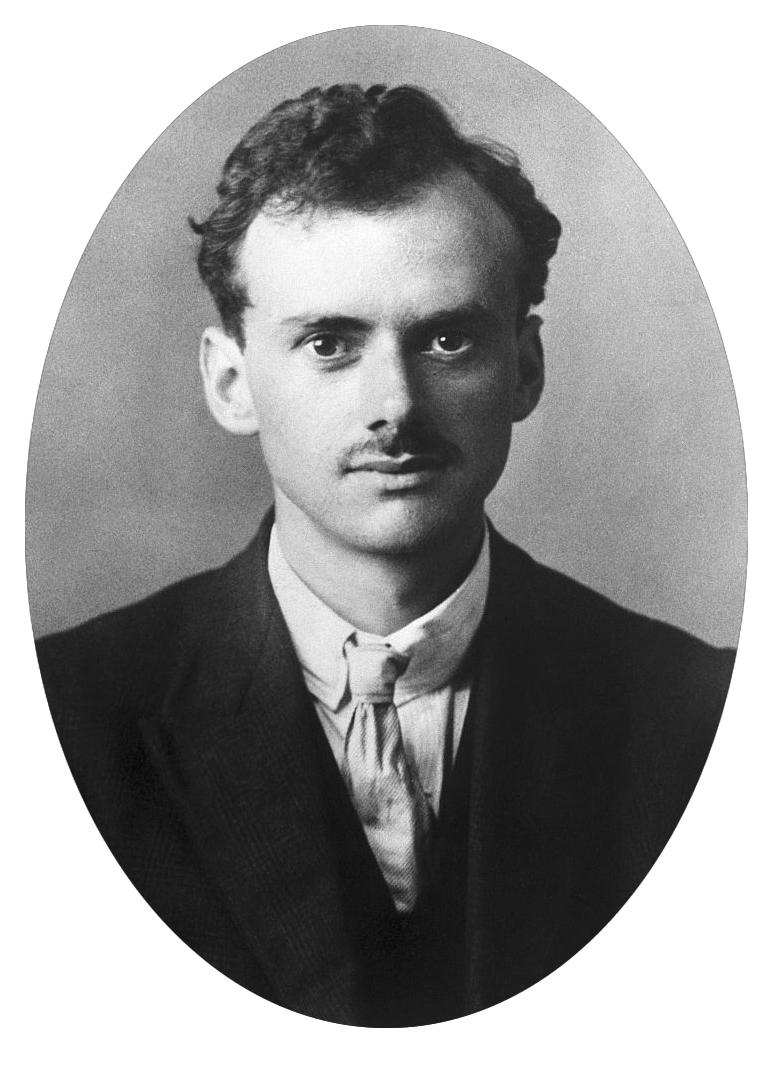 Paul Dirac da giovane