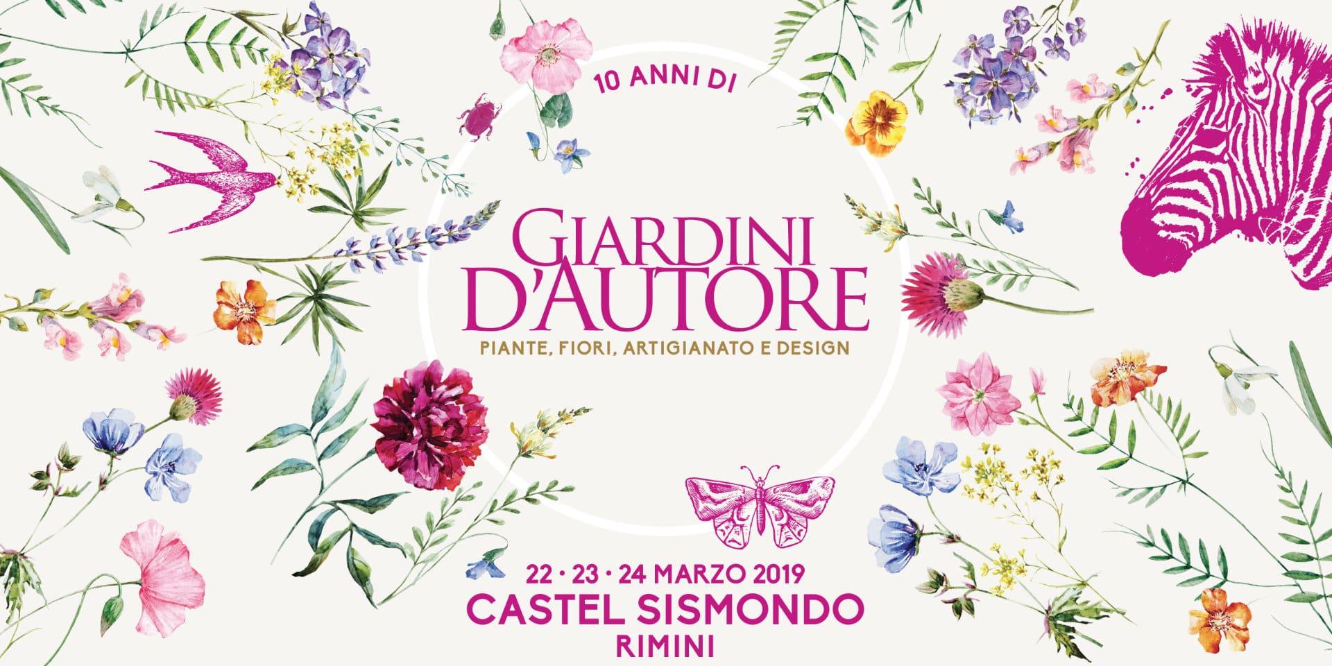 Banner Festival Giardini d'Autore